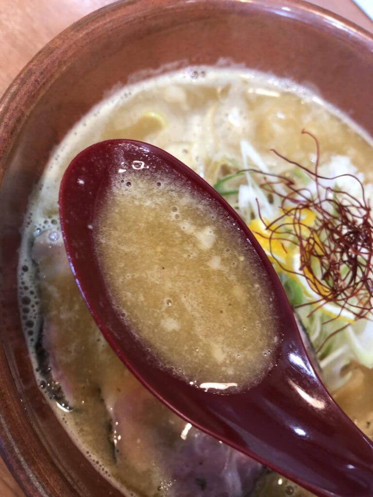 麺屋達もりの里_加賀麹味噌ラーメン2