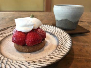 「こつこつおやつ凪」丁寧につくられたお菓子をゆっくり味わえる古民家カフェ