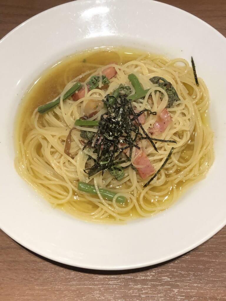 CafeMorozoff_パスタ