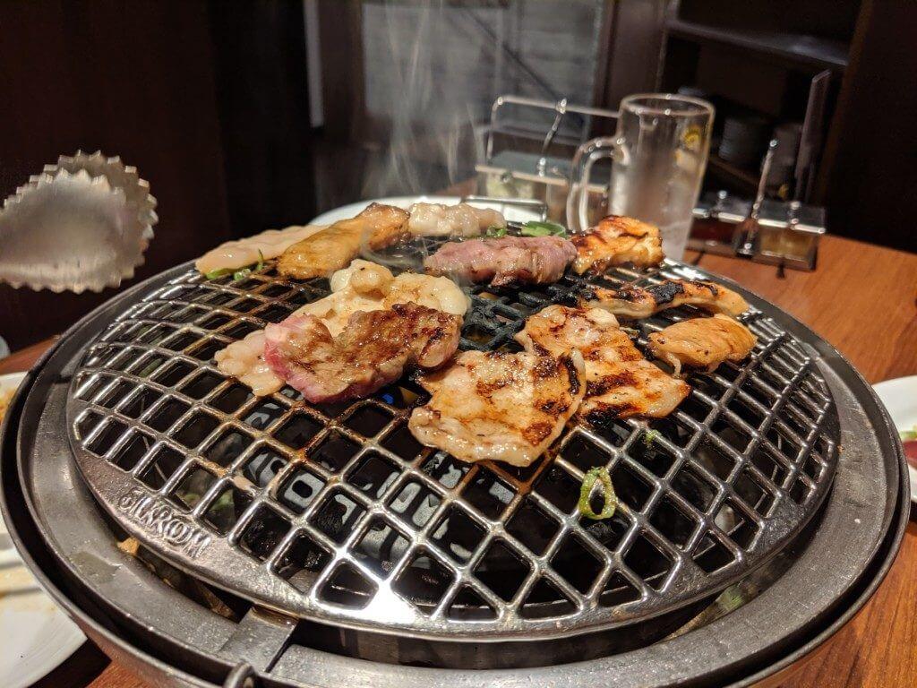大同門_焼肉1