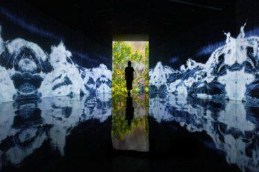 チームラボ『永遠の海に浮かぶ無常の花』金沢21世紀美術館で開催中!!