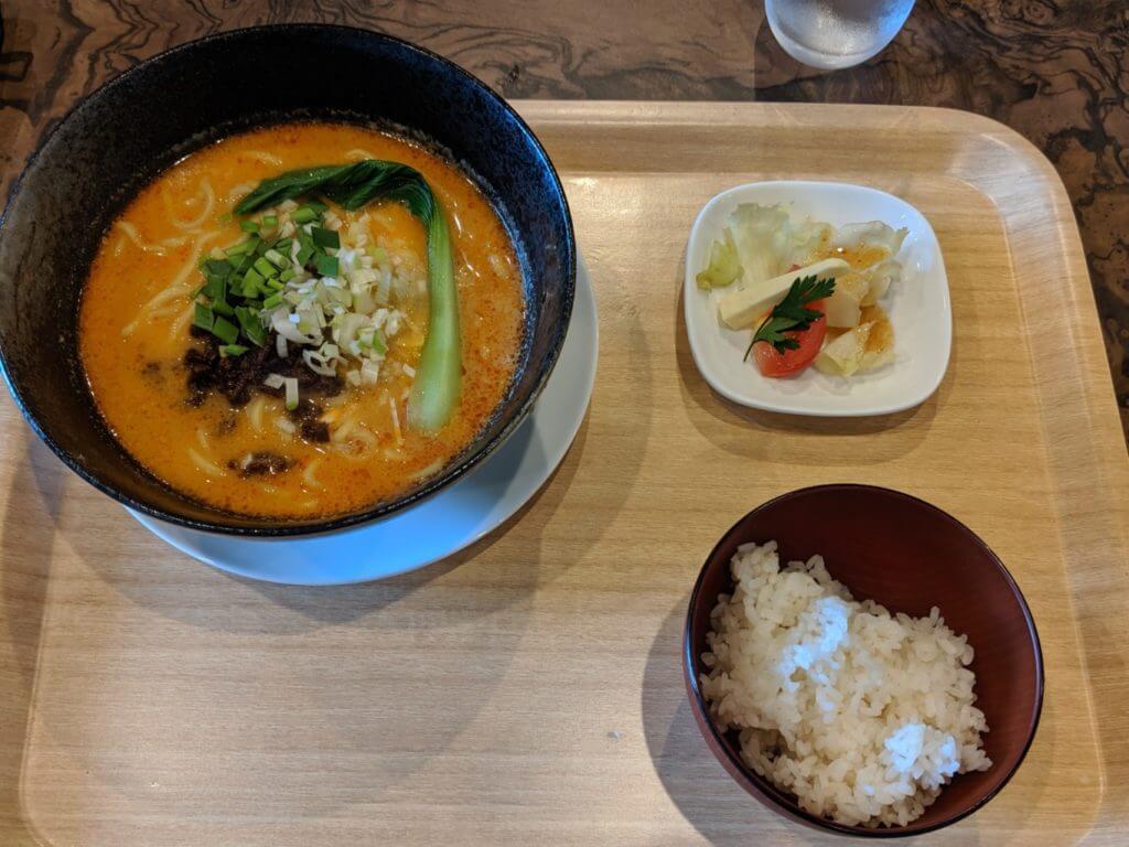 Ryo基地_坦々麺2