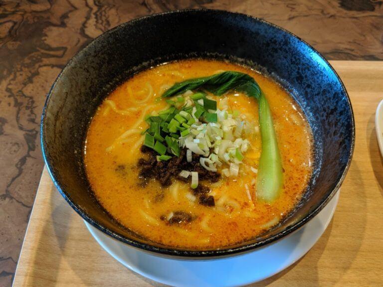 Ryo基地_坦々麺1