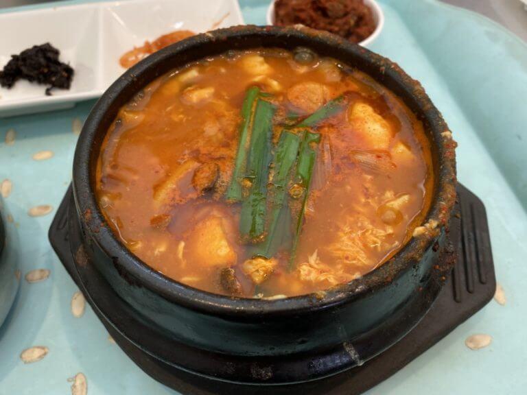 班家_純豆腐チゲ1