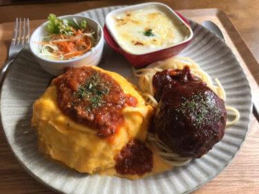 「Kitchen Peco(キッチンペコ)」子連れでの金沢ランチならここ!美味しいメニューがギュッとつまったワンプレートランチ。