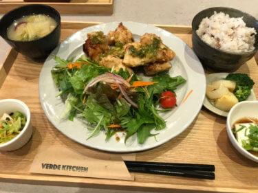 「VERDE kitchen(ヴェルデキッチン)」子連れでもOK!地元食材を使った充実ランチが楽しめる。