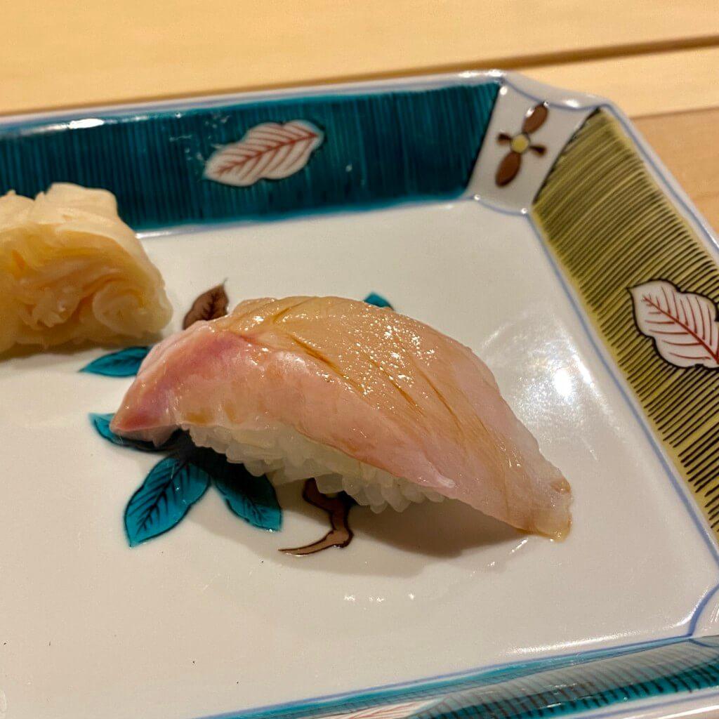 Sushi直_のど黒
