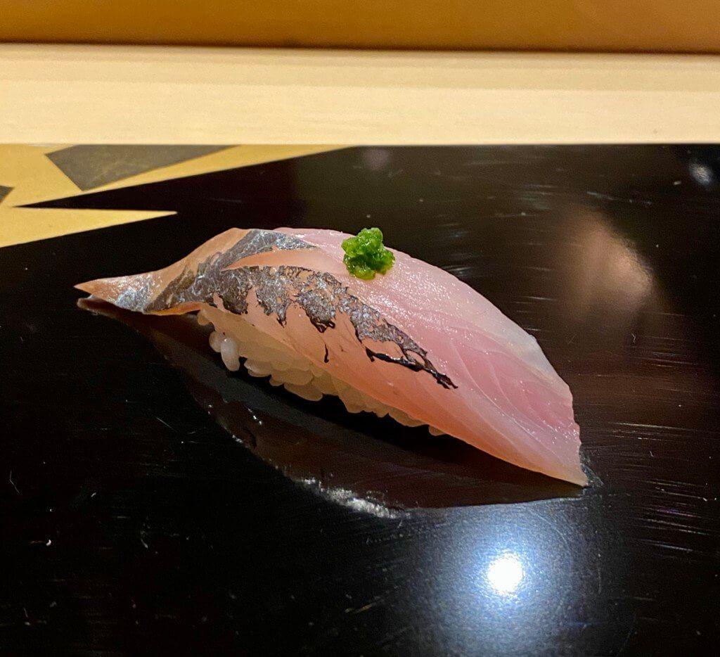 Sushi直_鯵