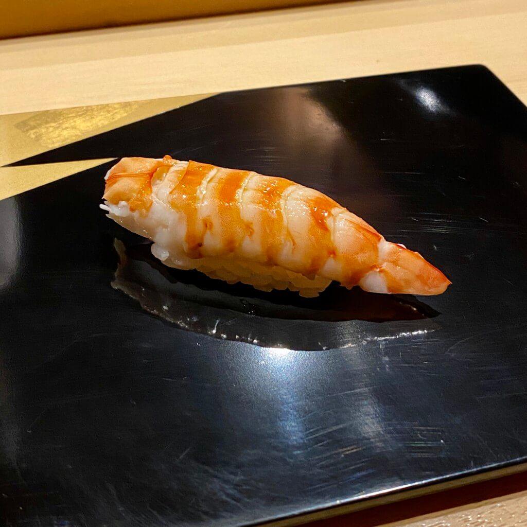Sushi直_海老