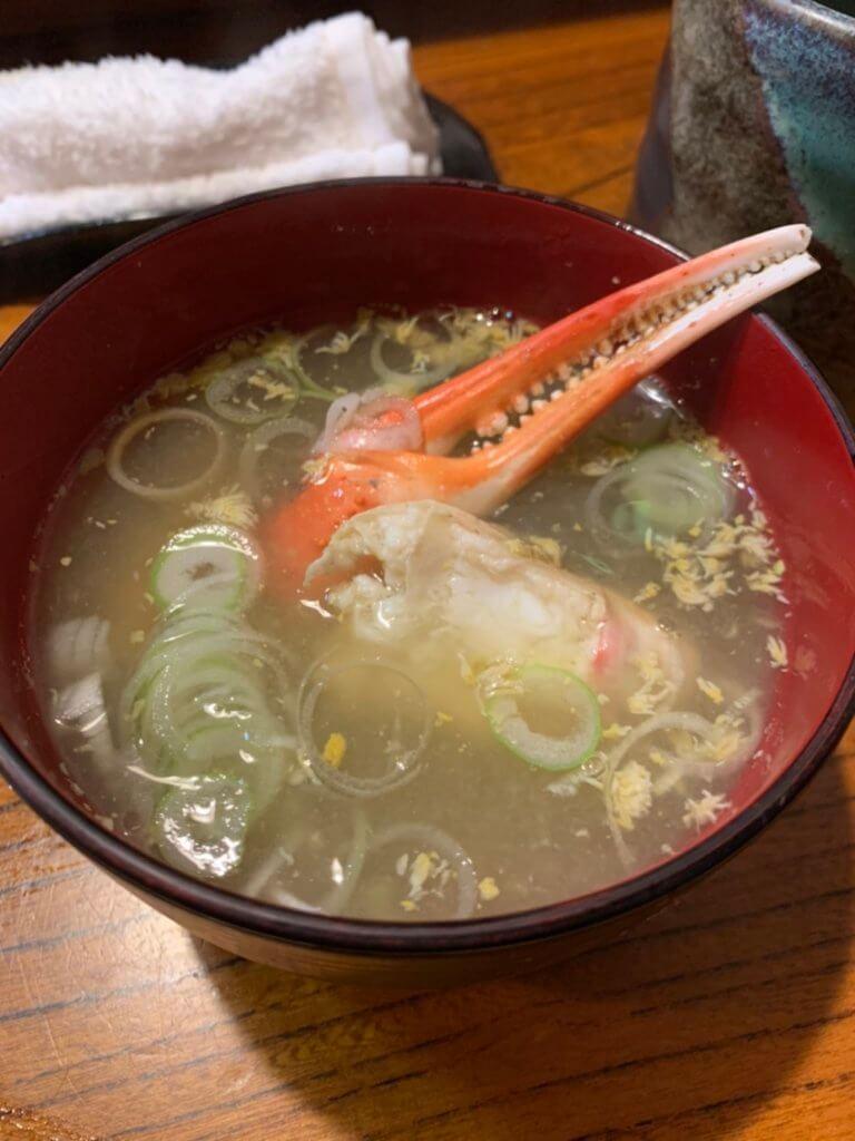彌助鮨_味噌汁