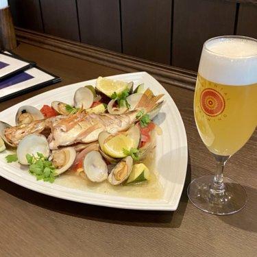 「Bistro Oriental」 クロスゲート金沢で金沢のクラフトビールを楽しむ