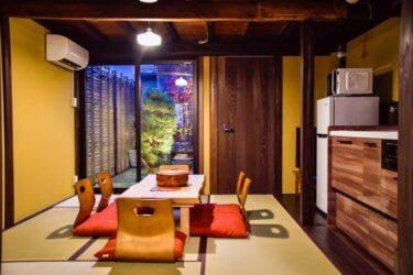 「お宿 朱」東山で金澤町家の魅力を体験し尽くす一棟貸のお宿